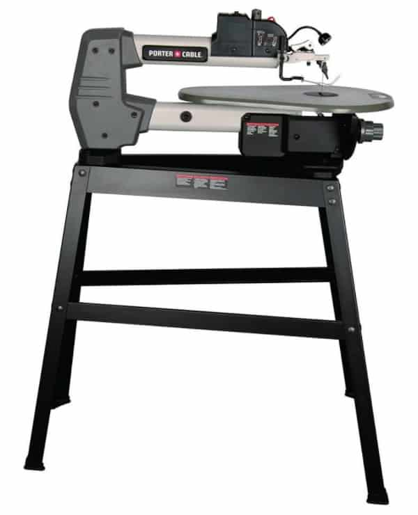 Porter Cable 18-inch Scroll Saw with Stand