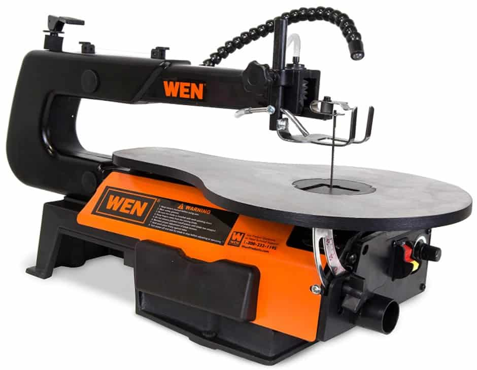 WEN 3921 16-inch Two Direction Scroll Saw