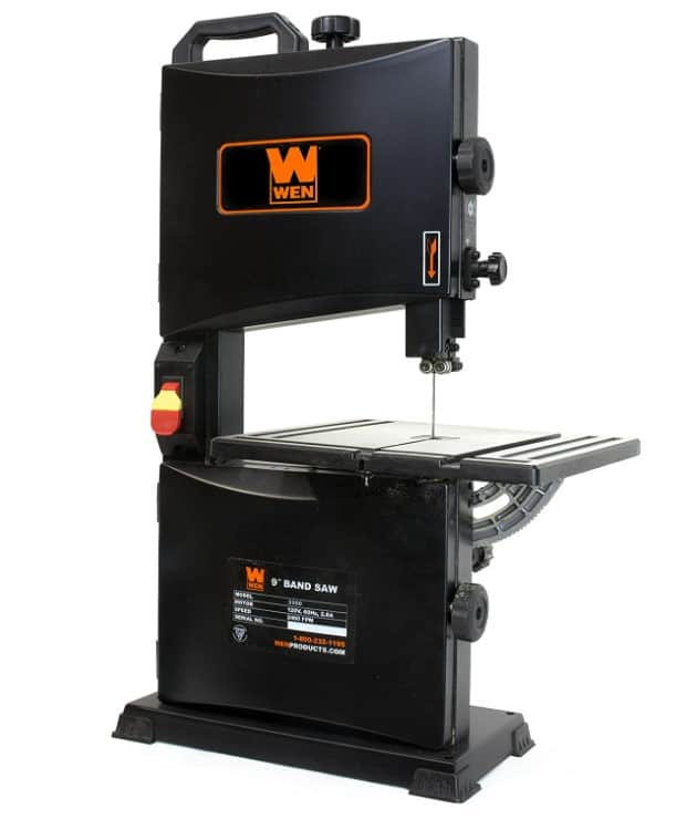 WEN 3939T 2.8-Amp 9-Inch Benchtop Band Saw